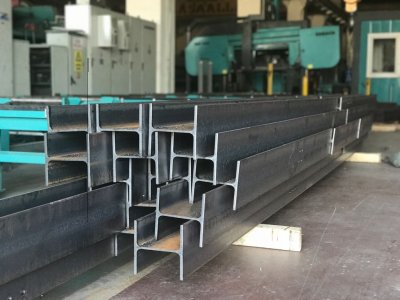 Kaltenbach Kdm1015 & Kbs1051 Structural Steel Drilling Cutting & Marking Line