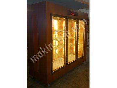 Satılık Sıfır Dry Aged Vitrini - Et Dinlendirme Dolabı Fiyatları İstanbul dry Aged dolabı, dryage dolap modelleri, et dinlendirme vitrinleri, et kurutma dolabi fiyat