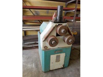 Satılık İkinci El Boru Profil Kıvırma Makinası Fiyatları İzmir boru kıvırma, profil kıvırma, boru bükme makinası