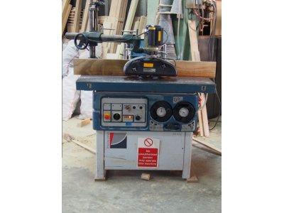 Satılık 2. El Paoloni Ahşap Freze Makinası Robotlu Fiyatları İstanbul ahşap,freze,robotlu,milling,paoloni,wooden,