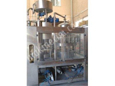 Satılık 2. El 2 el su Dolum Makinası Fiyatları İstanbul satılık 2 el su dolum makinası,ikinci el meyve suyu dolum makinası