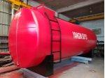 20 Tonluk Su Tankı - İmalatcıdan