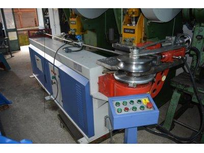 Satılık İkinci El 51x3 Ers Marka Hidrolik Boru Bükme Makinesi Fiyatları İstanbul boru bükme makinası, profil bükme makinesi, boru büküm makinesi