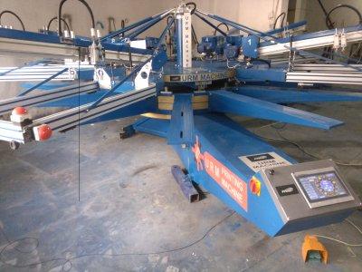 Satılık Sıfır Satılık Ahtapot  Baskı Makinası Fiyatları  satılık baskı makinası
