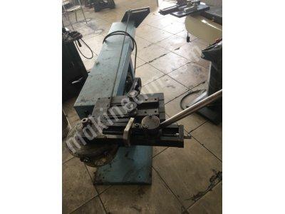Satılık İkinci El 32x2 MANUEL SIKMA BORU BÜKME MAKİNASI Fiyatları İstanbul boru bükme makinası, manuel boru bükme makinesi, 32X2 manuel boru bükme makineleri