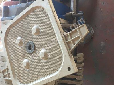 Satılık İkinci El Filtre Pres Fiyatları Gaziantep filtre pres, chamber filtre, kimyasal filtre