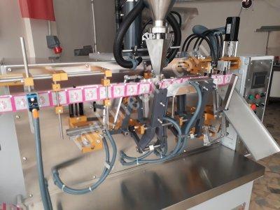 Yatay Sıvı Dolum Ve Paketleme Makinesi Hp-100 L