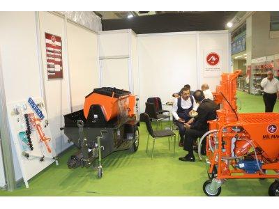 Satılık Sıfır Alçı Sıva Makinası Mil Mac 2 Yıl Garantili Fiyatları İstanbul ALÇI SIVA MAKİNASI