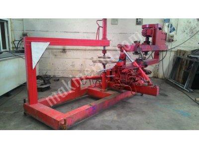 Satılık 2. El Elips Kenar Sıvama Makinesi Fiyatları Konya Elips Kenar Sıvama Makinesi