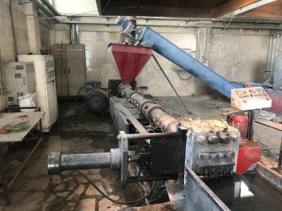 Satılık İkinci El 140'lık Granül Makinesi Ve Kırma, Agromer Makinesi Fiyatları İzmir kırma, agromel, plastik geri dönüşüm