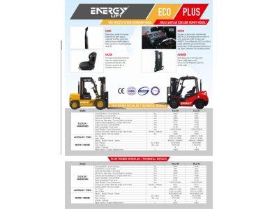 Satılık 2. El Energy Lift Forklift Eco Model 3 Dizel Fiyatları Bursa FORKLİFT,İSTİF MAKİNASI,PLATFORM,UÇAN HALI ,MANLİFT,STACKERS