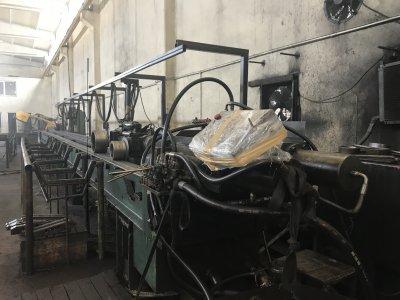 Satılık 2. El Soğuk Çekme Makinası 12-60 Mm Fiyatları Bursa Soğuk Çekme, makina, otomotiv