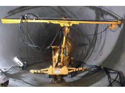 Satılık 2. El Tek Bomlu Tünel Tipi Sondaj Makinasi Rotary Sulu Sistem Junbo Fiyatları Elazığ Sondaj makinası, tünel sondaj makinası, jumbo, elektrikli sondaj makinası,
