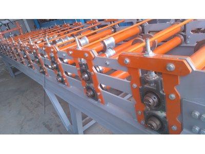 Satılık 2. El Trapez Makinesi Fiyatları İstanbul Trapez çatı sac rulo makine makina rollform rollformer çinko