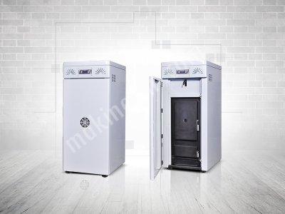 Satılık Sıfır Şömine Tipi Kat Kaloriferi, Pelmax - B 25 kW Fiyatları Konya dış mekan kaloriferi, peletli kazan, pelet yakıtlı kazan, pelet yakıtlı dış mekan kaloriferi