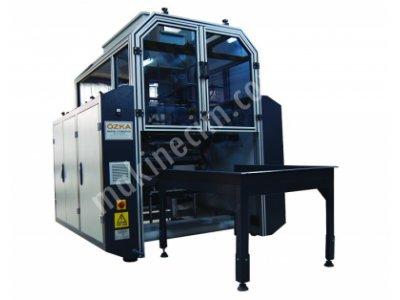 Asm1500 Otomatik Streç Dilimleme Makinası