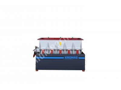 Vibrasyonlu Yatay Yüzey İşlem Makineleri