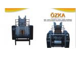 Asr 1200 Otomatik Streç Sarım Makinası