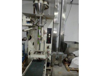 Satılık 2. El Komple Revizyonlu Dikey Dolum Makinesi Fiyatları Malatya Dikey dolum toz şeker bakliyst