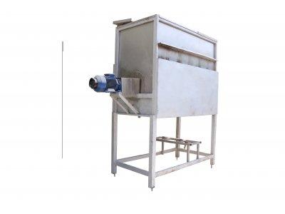 Satılık İkinci El Krom Çelik Gövdeli Doğalgaz Brulörlü Ribon Mikser Fiyatları Konya sıvı gıda mikseri,ribon mikser,sıvı yem katkı maddesi,ısıtıcılı sıvı dolum mikseri