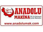 Pvc Ve Alüminyum İşleme Doğrama Makinaları Anadolu Makina
