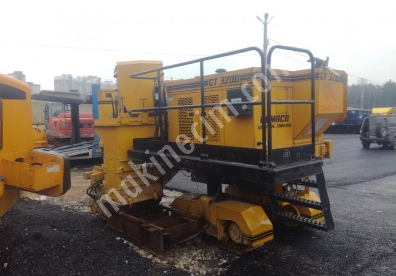 used Concrete Paving Machines Gomaco  For Sale Second Hand