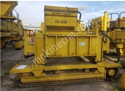 Used Concrete Paving Machines Gomaco For Sale 2nd Hand