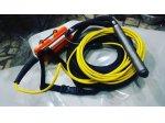 Yüksek Frekanslı Kendinden Konvertörlü İç Beton Vibratörü Elektronik Tip Newton Makine Ev01 220Volt