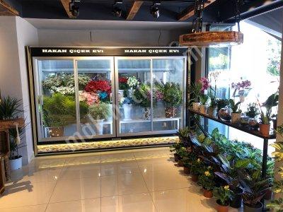 Çiçek Muhafaza Dolabi (Yeni) 0537 465 20 40