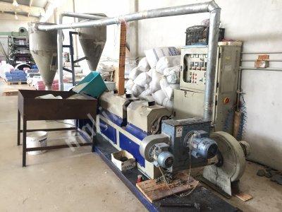 Satılık İkinci El Satılık Granül Makinesi Fiyatları Mersin Erpaş