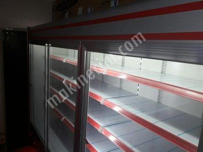 Satılık Sıfır MARKET DOLABI ŞARKÜTERİ DOLABI SÜTLÜK DOLABI İMALATI Fiyatları İstanbul market dolabı, sütlük dolabı, şarküteri dolabı