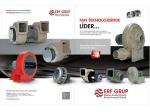 Erf Group Isıtma-Soğutma Sistemleri
