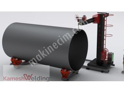 Satılık Sıfır Tanker Kaynak kolon bom sistemi 5x5 Fiyatları Konya