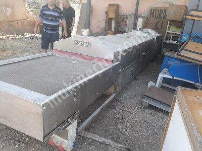 Satılık İkinci El Hamur Pastörize Kurutma Makinası Fiyatları Bursa hamur,kurutma,pastörize