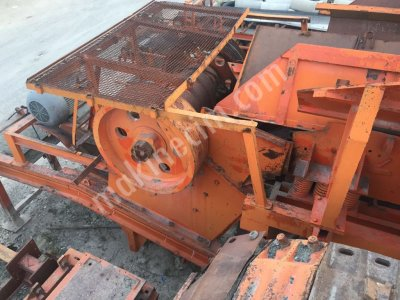Used Jaw Crusher 950X650 Mm