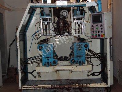Satılık İkinci El Plastik Şişirme Bidon Şişe Makinası Fiyatları İstanbul PLASTİK ŞİŞİRME ŞİŞE BİDON MAKİNASI