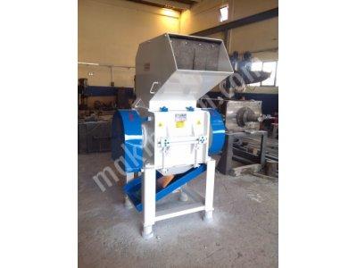 60 Lık Plastik Kırma Makinası