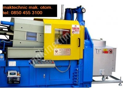 hot chamber die casting machine 90 ton