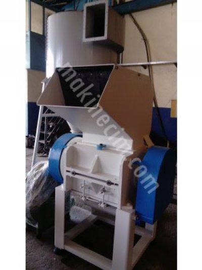 60 Lık Pvc Kırma Makinası