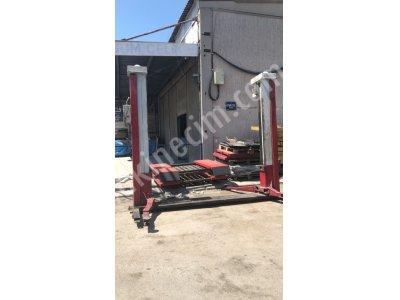 Satılık 2. El 2.EL İKİ SUTUNLU TAMİRCİ LİFTİ Fiyatları İzmir ikinciel,lift,araçservis,tamir,makine