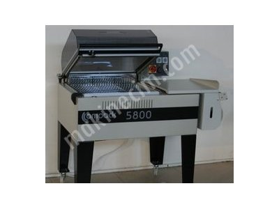 Satılık İkinci El Maripak 5800 Shrink Makinesi Fiyatları İstanbul Shrink makinesi.shrink makinasi.kuvezli shrink .yumurta paketleme