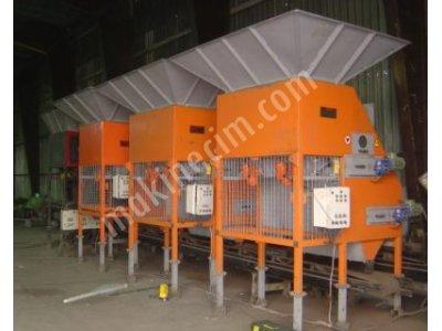 Satılık İkinci El Manyetik Roll Seperatör Fiyatları Ankara manganez, metalik maden, ayırma, seperatör, demir, zenginleştirme, cevher, maden