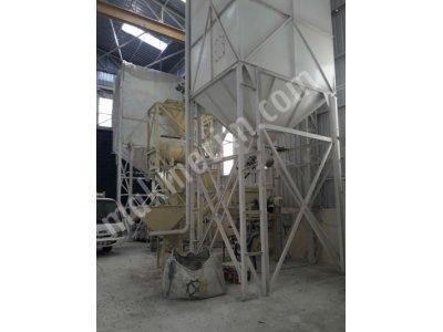 Satılık İkinci El Toz Gurubu Yapı Kimyasalları Fiyatları Kırşehir fayans yapıştırıcı yapı kimyasalları fuga derz toz çimento
