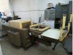 Alman Kallfass Yarı Otomatik Shrink Ambalaj Paketleme Makinesi