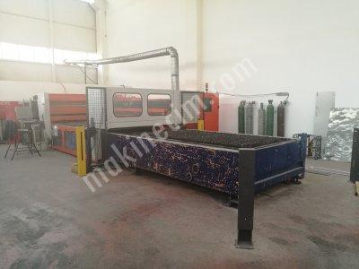 Satılık İkinci El Bystronic Btl4000 Lazer Kesim Makinesi (4kw) Fiyatları Bursa lazer kesim makinesi bystronic