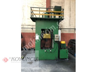 For Sale Second Hand İKBAL BRAND 300 TONS WINDOW TYPE WASHING PRESS SIVAMA PRES