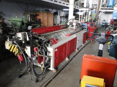 Sıfır Ayarında 2008 Model Akyapak Abm 38 Cnc Boru Bükme Makinası