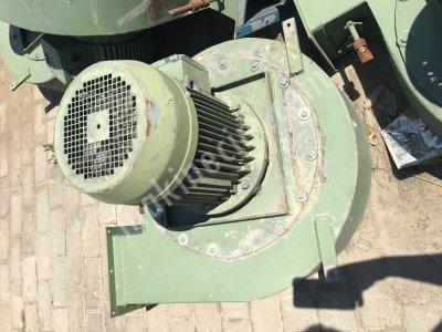 Satılık İkinci El Salyangoz Fan Fiyatları İzmir Salyangoz fan 2.el endüstriyel makina havalandırma