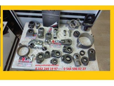 Hidrolik Piston Dana Göz Bağlantısı, Kaynaklık Danagöz Satışı, İğne Başlıklı Manda Gözü Fiyatları