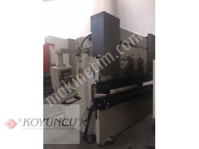 For Sale 2nd Hand STOPS 3MT X 10MM 200 TONS NC CONTROLLED ABRASIVE PRESS & GUILLOTINE SCISSOR
